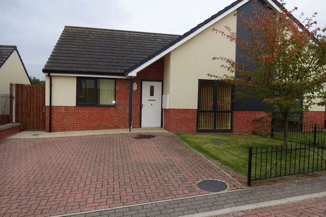 Thumbnail Semi-detached bungalow to rent in Bubwith View, Pontefract