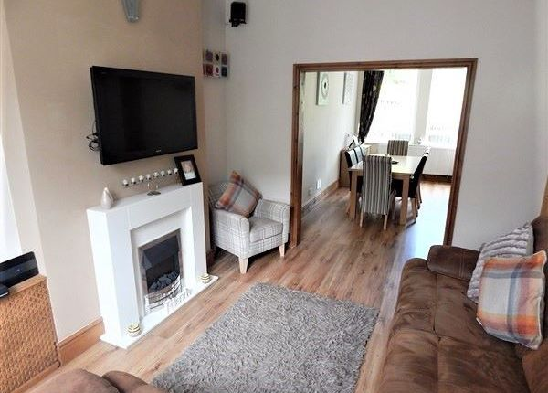 Thumbnail Terraced house for sale in Oak Street, Abertillery