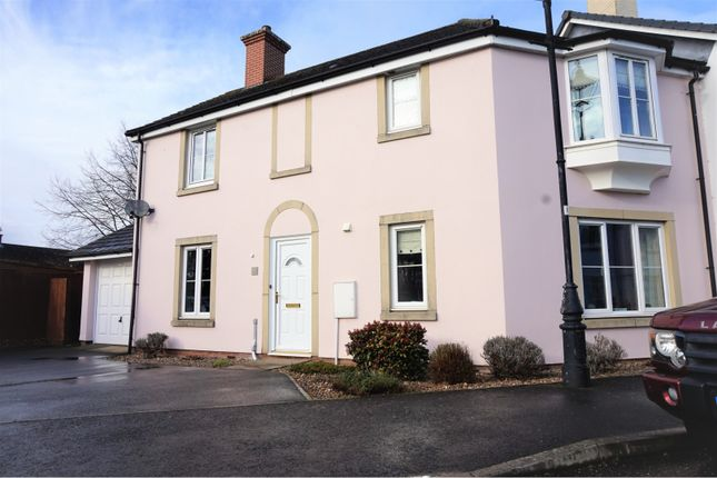 Thumbnail Semi-detached house for sale in Langley View, Chulmleigh
