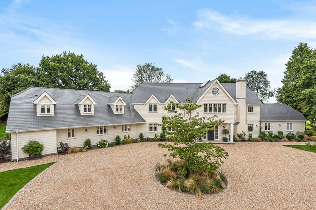 Thumbnail Detached house for sale in Liphook Road, Passfield, Liphook, Hampshire