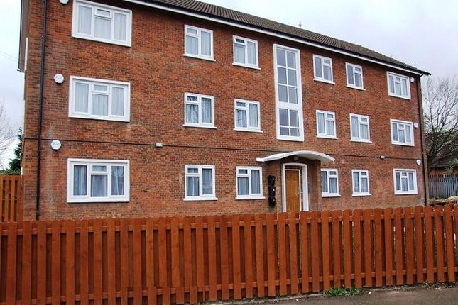 Thumbnail Flat to rent in Creswell Road, Birmingham