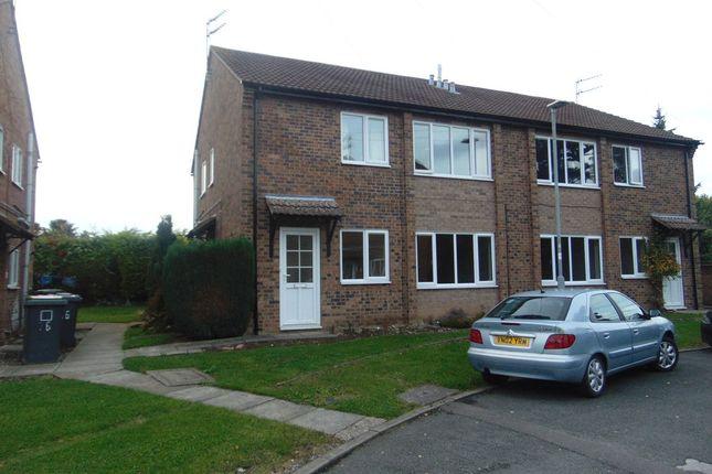 Thumbnail Flat to rent in Hetley Road, Beeston, Nottingham