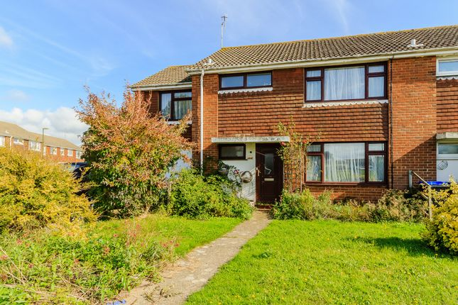 Thumbnail Semi-detached house for sale in Test Road, Lancing