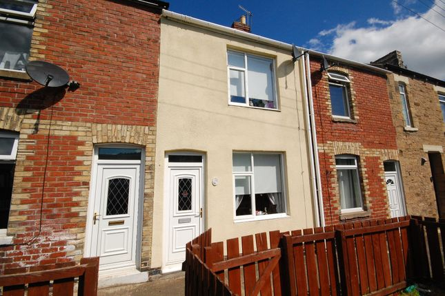 Thumbnail Terraced house to rent in South View, Langley Park, Durham