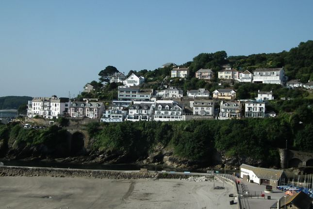 Thumbnail Detached house for sale in Hannafore Lane, Hannafore, West Looe
