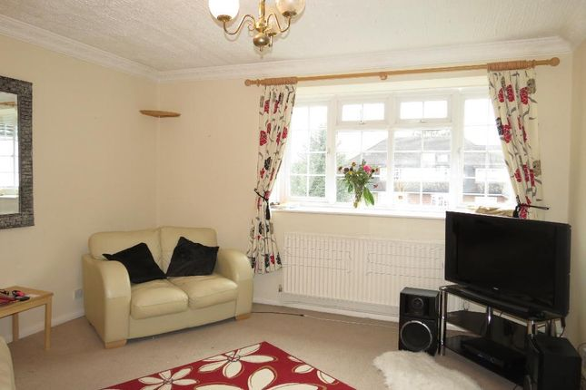 Thumbnail Flat to rent in Grange Road, Sutton, Surrey