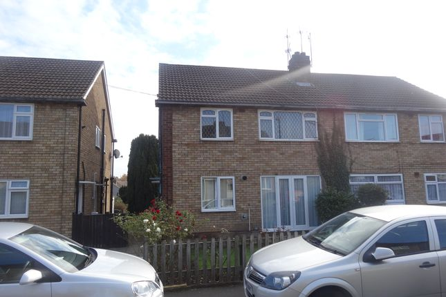 Thumbnail Flat to rent in Dillam Close, Coventry