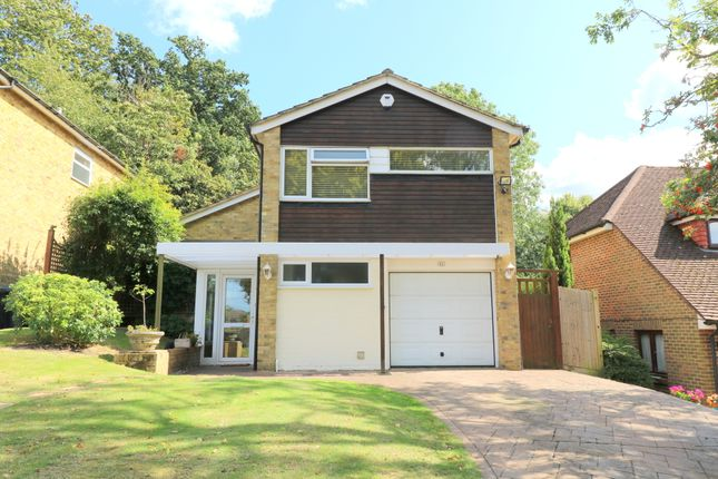 Thumbnail Detached house for sale in Bench Field, South Croydon