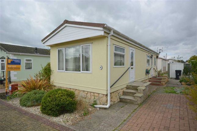 Thumbnail Mobile Park Home For Sale In Woodlands Quedgeley Gloucester