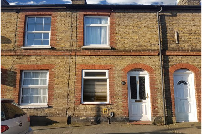 2 bed terraced house for sale in Fearnley Street, Watford