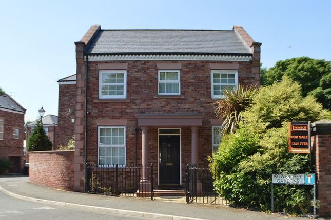 Thumbnail Detached house for sale in Gower Hey Gardens, Gee Cross, Hyde