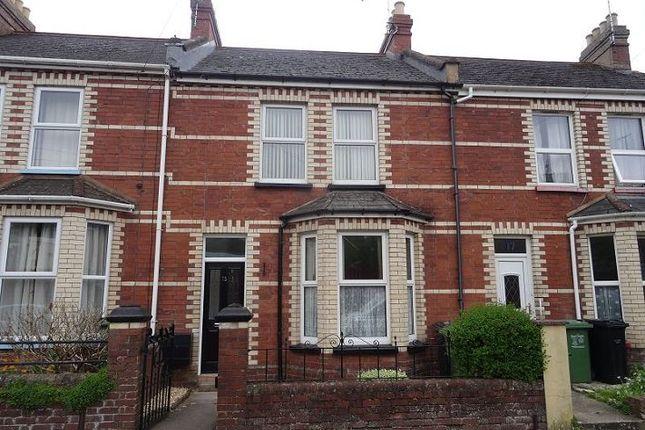 Thumbnail Property to rent in Landhayes Road, Exeter