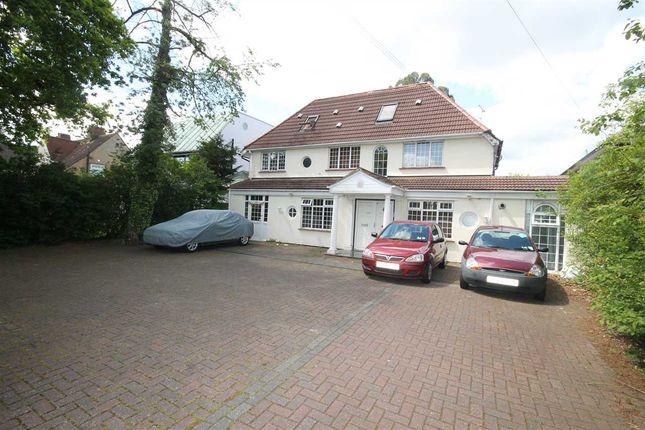 Thumbnail Maisonette to rent in Long Lane, Hillingdon, Uxbridge