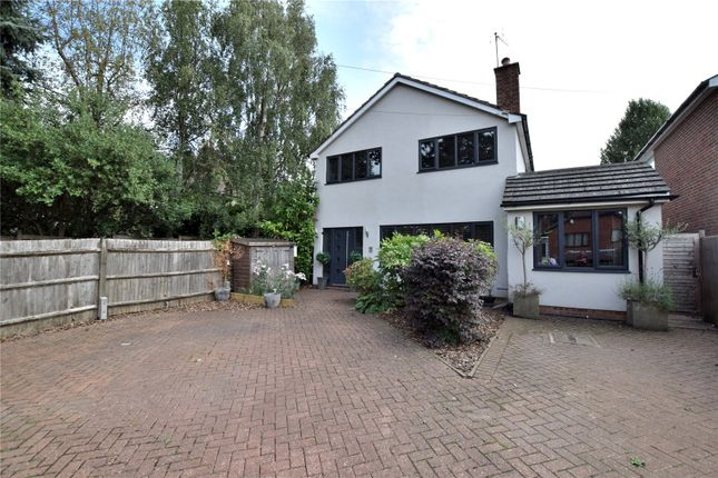 Thumbnail Detached house for sale in Park Road, Stansted