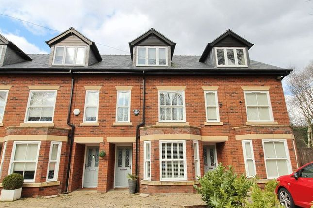 Thumbnail Town house for sale in Park Road, Walkden, Manchester
