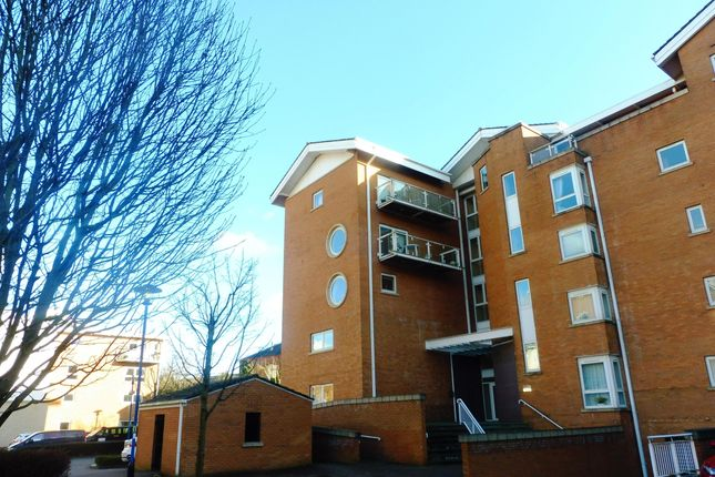 Thumbnail Flat to rent in Judkin Court, Heol Tredwen, Cardiff