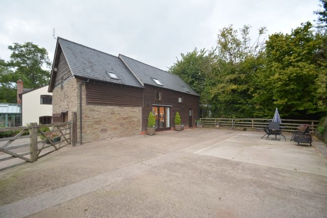 2 bed barn conversion to rent in Lower Calver Hill Farm, Weobley HR4