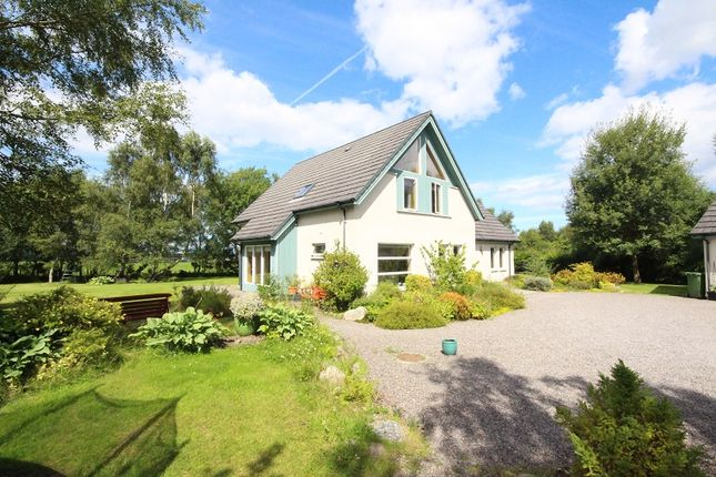 Thumbnail Detached house for sale in Loch Flemington, Inverness