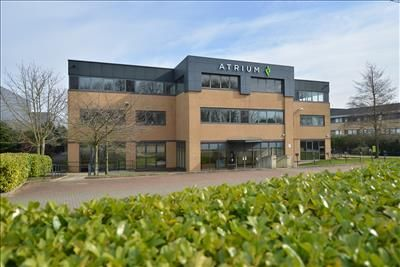Thumbnail Office to let in Atrium, Foxhunter Drive, Linford Wood, Milton Keynes