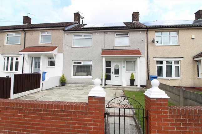 Thumbnail Terraced house for sale in Albourne Road, Kirkby, Liverpool