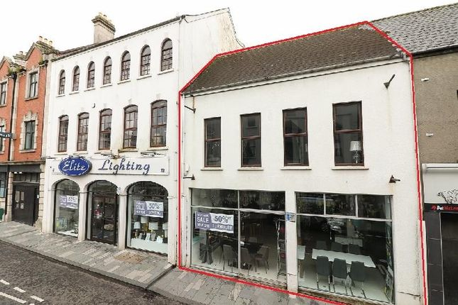 Thumbnail Retail premises to let in 14-16 Broughshane Street, Ballymena, County Antrim