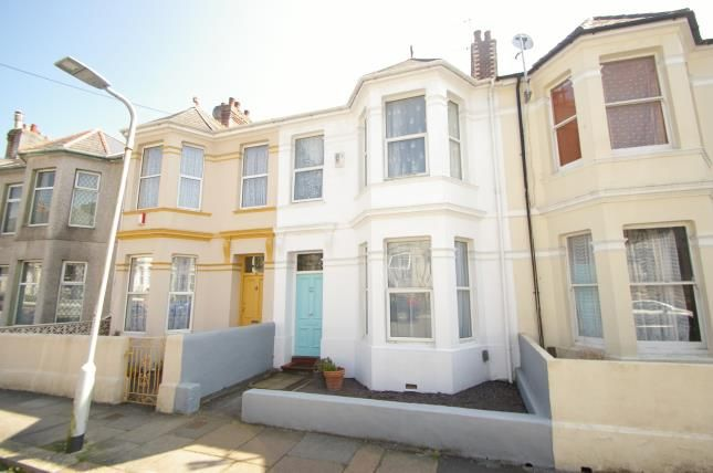 Thumbnail Terraced house for sale in St. Judes, Plymouth