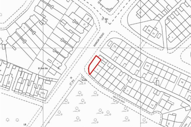 Thumbnail Land for sale in Walton Way, Mitcham