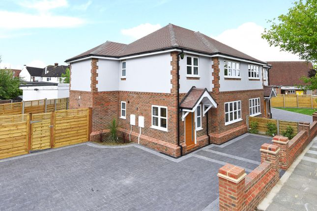 Thumbnail Semi-detached house for sale in Lakeswood Road, Orpington