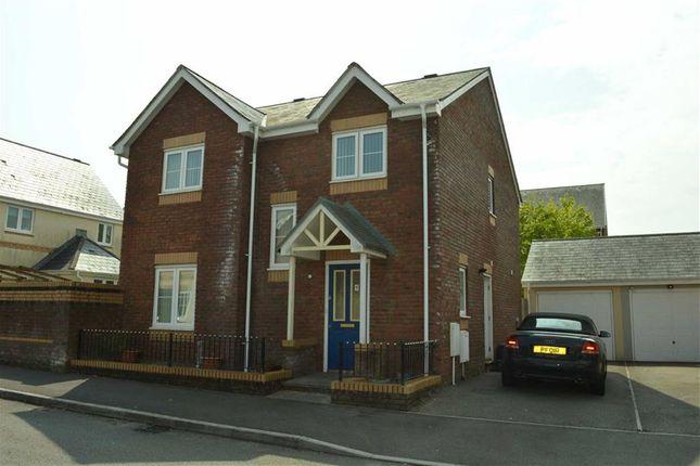 Thumbnail Detached house for sale in Teddington Place, Swansea