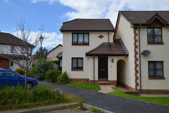 Thumbnail Link-detached house to rent in Parkers Hollow, Barnstaple