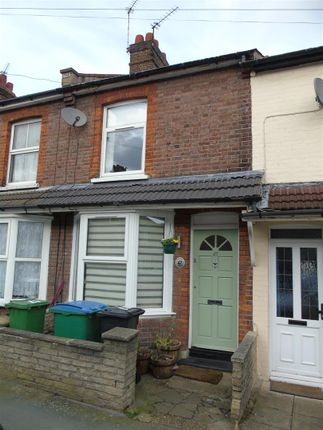 Thumbnail Terraced house to rent in Cromer Road, Watford