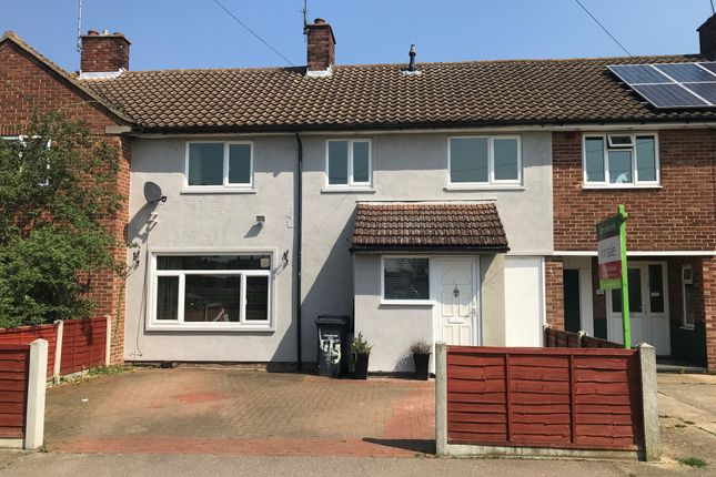Thumbnail Terraced house for sale in Walnut Tree Way, Colchester