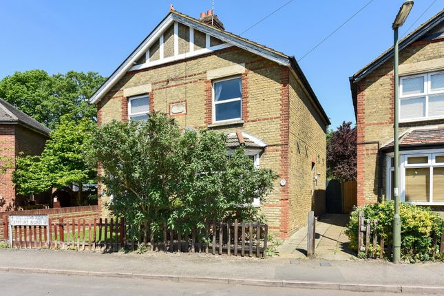 3 bed semi-detached house for sale in Century Road, Staines