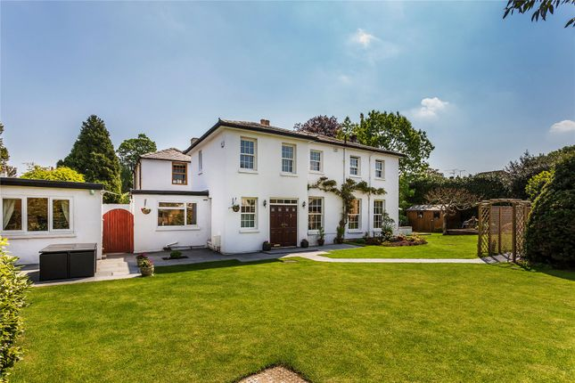 Thumbnail Semi-detached house for sale in Addlestone, Surrey