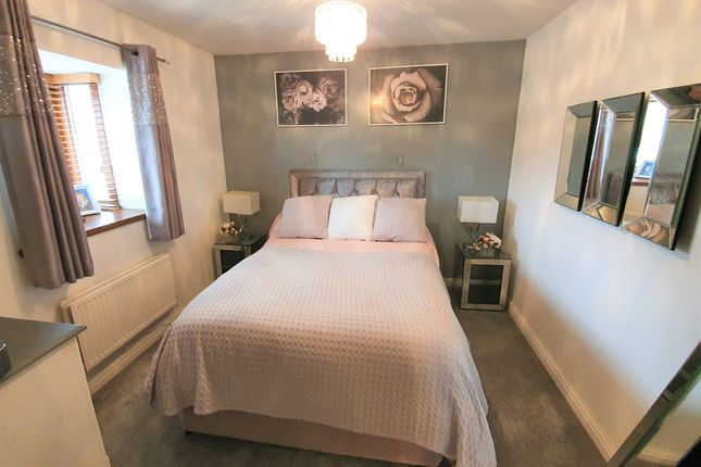 Bedroom One of Ffordd Scott, Birchgrove, Swansea SA7