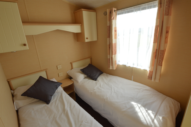 The Neutral Colour Scheme Of The Willerby Savoy'S Master Bedroom Will Give You A Feeling Of Utter Relaxation