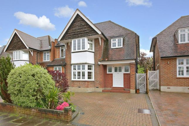 Thumbnail Property to rent in Towers Road, Hatch End, Pinner