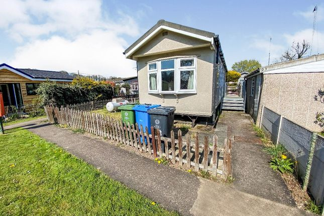 Thumbnail Bungalow for sale in Hinksford Mobile Home Park, Kingswinford