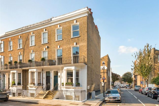 Thumbnail Semi-detached house for sale in Redburn Street, Chelsea, London