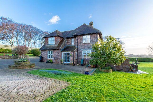"Thumbnail Detached house for sale in ""Hillcroft"", Lambleys Lane, Worthing"