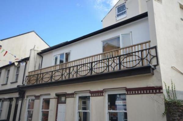 Thumbnail Flat for sale in Flat 3 20 Regent Street, Dawlish, Devon
