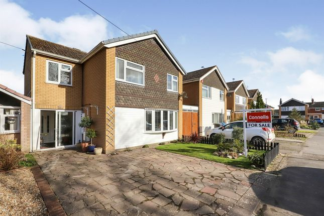 4 bed detached house for sale in Greenhill Lane, Wheaton Aston, Stafford ST19