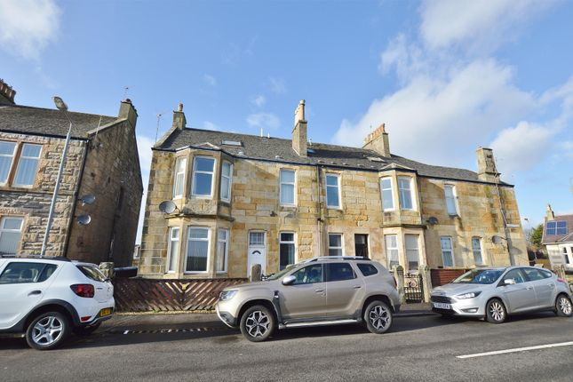 Thumbnail Flat for sale in 66B Parkend Road, Saltcoats