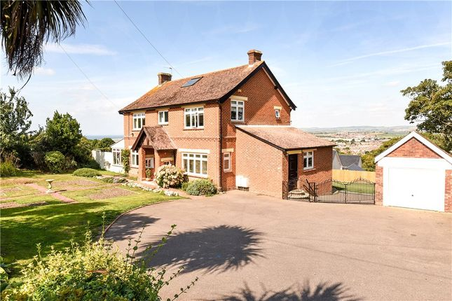 Thumbnail Detached house for sale in Wyke Road, Weymouth, Dorset