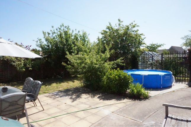 Thumbnail Detached bungalow for sale in Colchester Road, Halstead