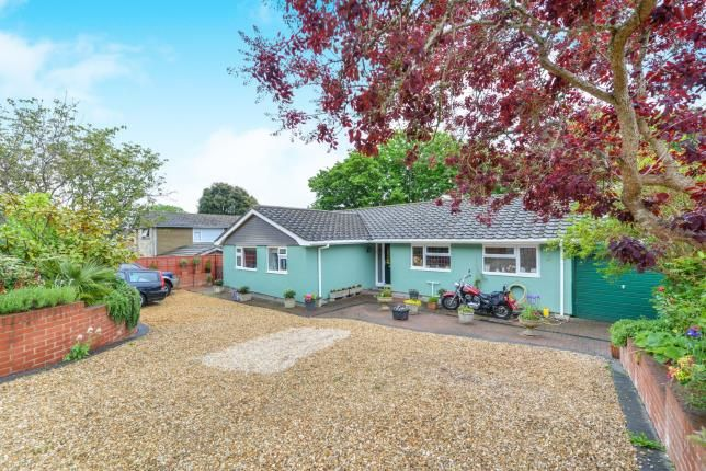 Thumbnail Bungalow for sale in Steephill Court Road, Ventnor