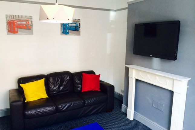 Thumbnail Terraced house to rent in Russell Road, Mossley Hill, Liverpool