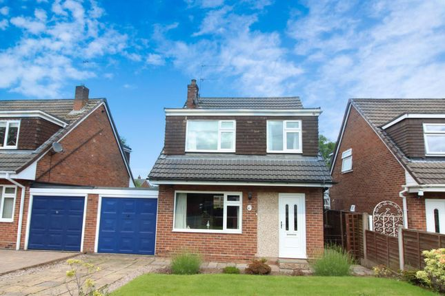 Thumbnail Detached house for sale in Blythe Road, Forsbrook, Stoke-On-Trent