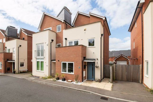 Thumbnail Semi-detached house to rent in Carradine Crescent, Oxley Park, Milton Keynes, Bucks