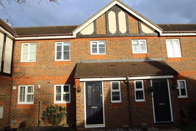 Thumbnail Terraced house to rent in Ridgeways, Church Langley, Harlow